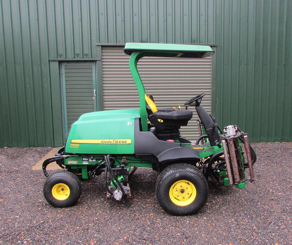 John Deere 7500 for Sale - RJW Machinery Sales
