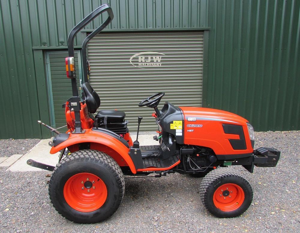 Kioti CK2810 SOLD for Sale - RJW Machinery Sales