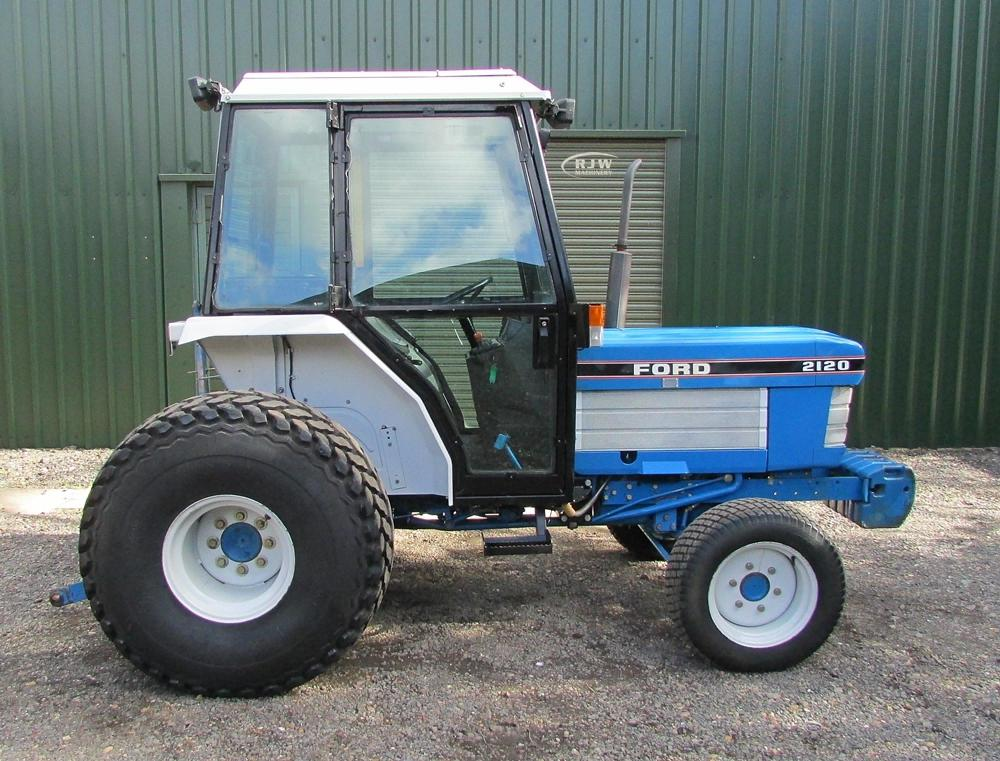 Ford 2120 Sold For Sale Rjw Machinery Sales