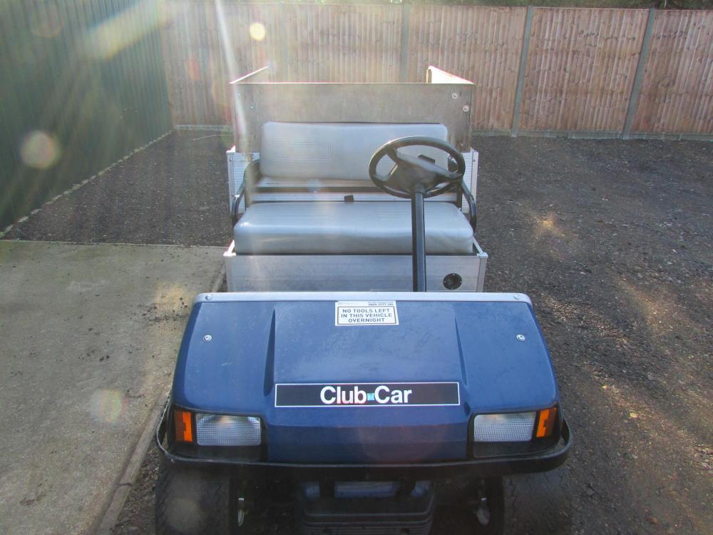 club car carryall turf 2 sold for sale rjw machinery sales. Black Bedroom Furniture Sets. Home Design Ideas