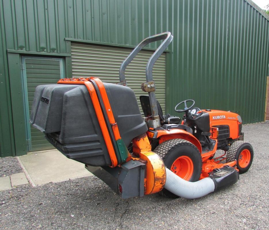 Kubota B2530 ** SOLD for Sale - RJW Machinery Sales