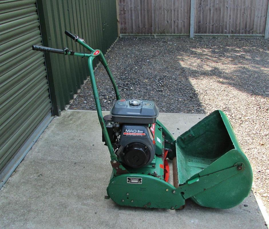 Ransomes 61 Matador for Sale - RJW Machinery Sales