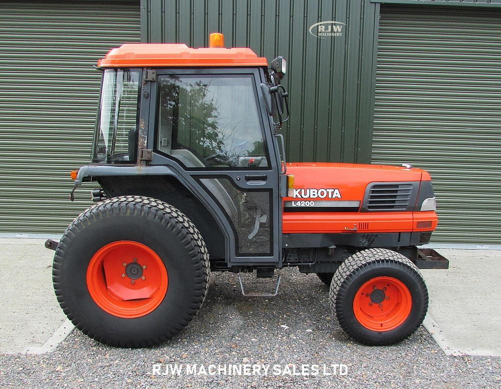 Kubota L4200 for Sale - RJW Machinery Sales
