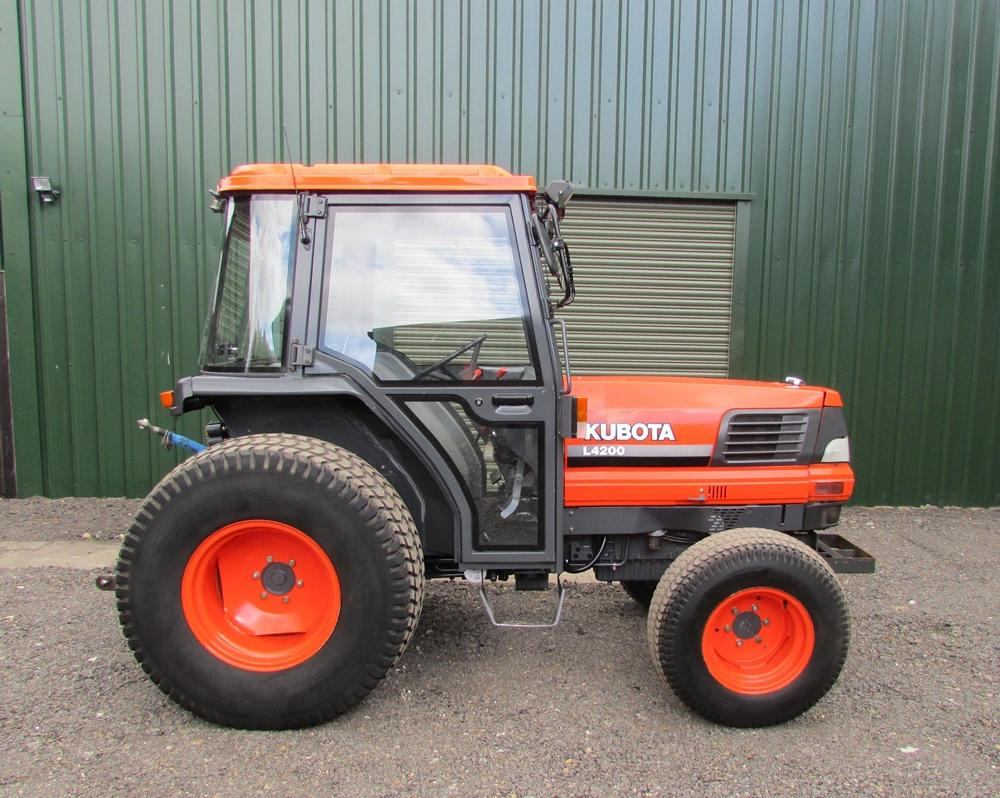 Remarkable Kubota L4200 Sold For Sale Rjw Machinery Sales Wiring Digital Resources Bemuashebarightsorg