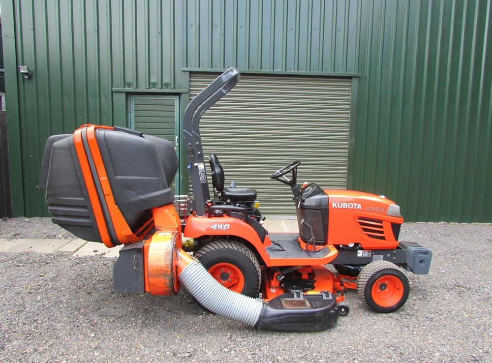 Kubota BX2350 ** SOLD ** for Sale - RJW Machinery Sales