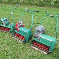 Various Mowers SOLD