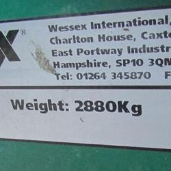 Wessex RMX560 SOLD