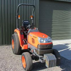 Kubota STV40 SOLD