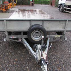 Ifor Williams LM208 Trailer SOLD