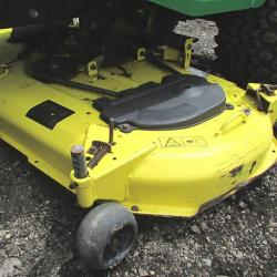 John Deere X748 was £6,000 NOW £5,250 SOLD