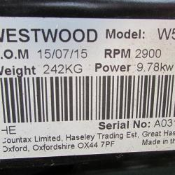 Westwood S150H SOLD
