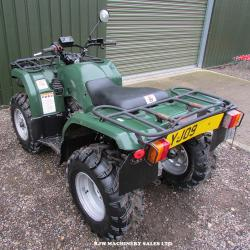 Yamaha Grizzly 350cc SOLD