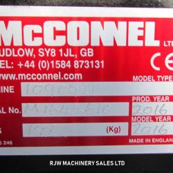 McConnel Swing Trim SOLD