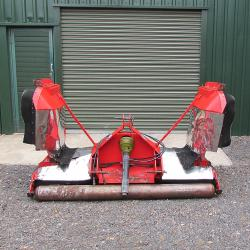 Trimax 3.4m mower SOLD