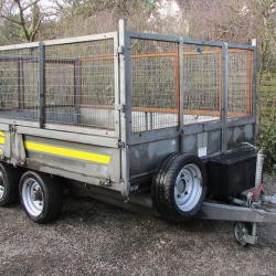 Bateson Tipping Trailer 353H SOLD