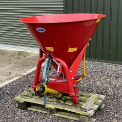 Flemming FS500 Fertiliser Spreader SOLD