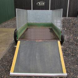 TFM Utility Trailer SOLD