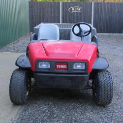Toro Workman MDX-D SOLD