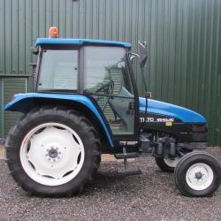 New Holland TL70