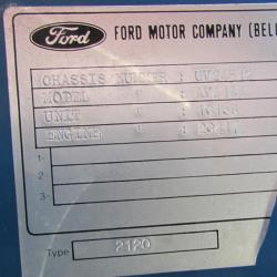 Ford 2120 SOLD