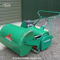 Ransomes Mastiff 91 SOLD