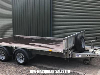 Ifor Williams LM126G SOLD