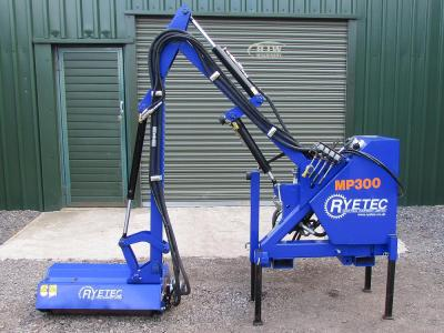 Ryetec Mp300 Sold For Sale Rjw Machinery Sales