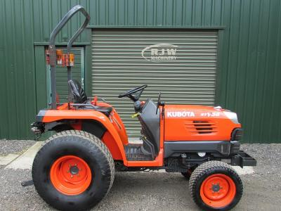 Kubota STV36 SOLD
