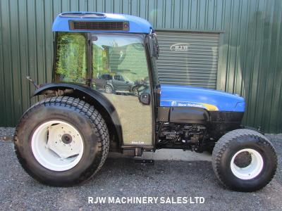 New Holland TN95TA SOLD