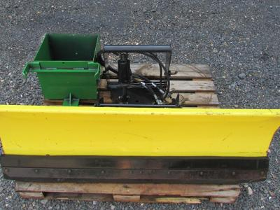 "Used Tractors For Sale >> John Deere 54"" Front Blade for Sale - RJW Machinery Sales"