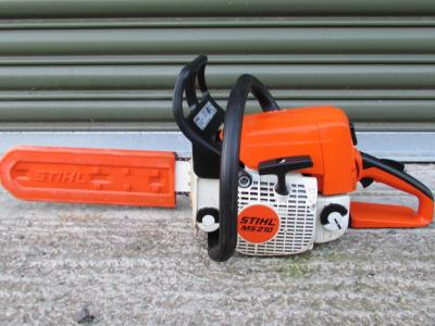 Stihl MS210 SOLD