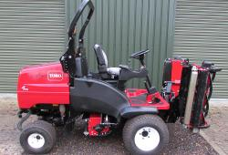 Cylinder Ride on Mowers